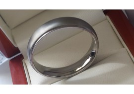"Hand made 18ct ""Oxrord Classic band""  Hand made by our Award winning goldsmith"