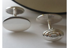 Sterlinks silver links of London cuff links