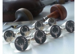 College signet rings, available in quantites in hallmarked gold and sterling silver