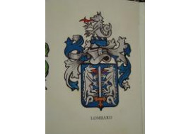 Lombard Family Crest