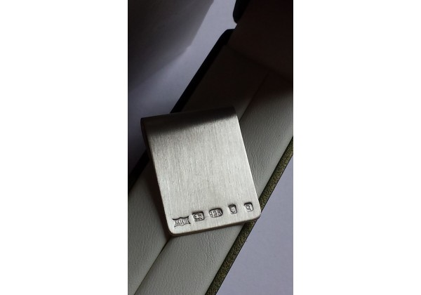 1oz Hallmarked Robust Sterling Silver Classic Money Clip